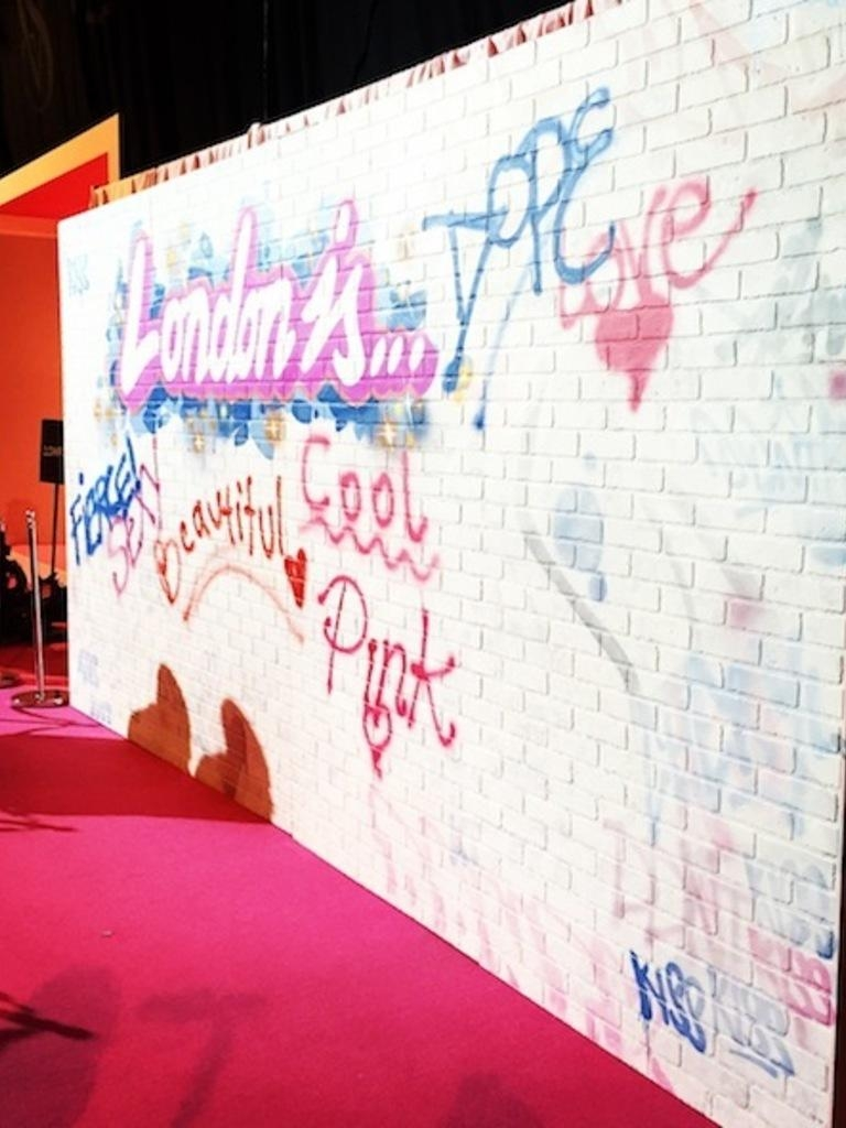 10 Things We Learned Backstage At The Victoria's Secret Show 2014 Within Victoria Secret Wall Art (Image 1 of 20)