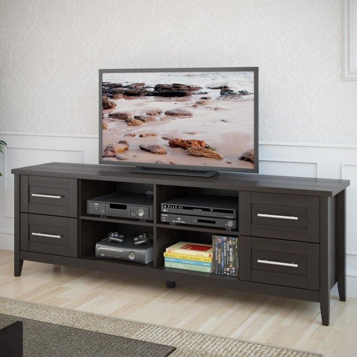 100 Best Tv Stands Images On Pinterest | Tv Stands, Entertainment Pertaining To Most Popular Expresso Tv Stands (Image 1 of 20)