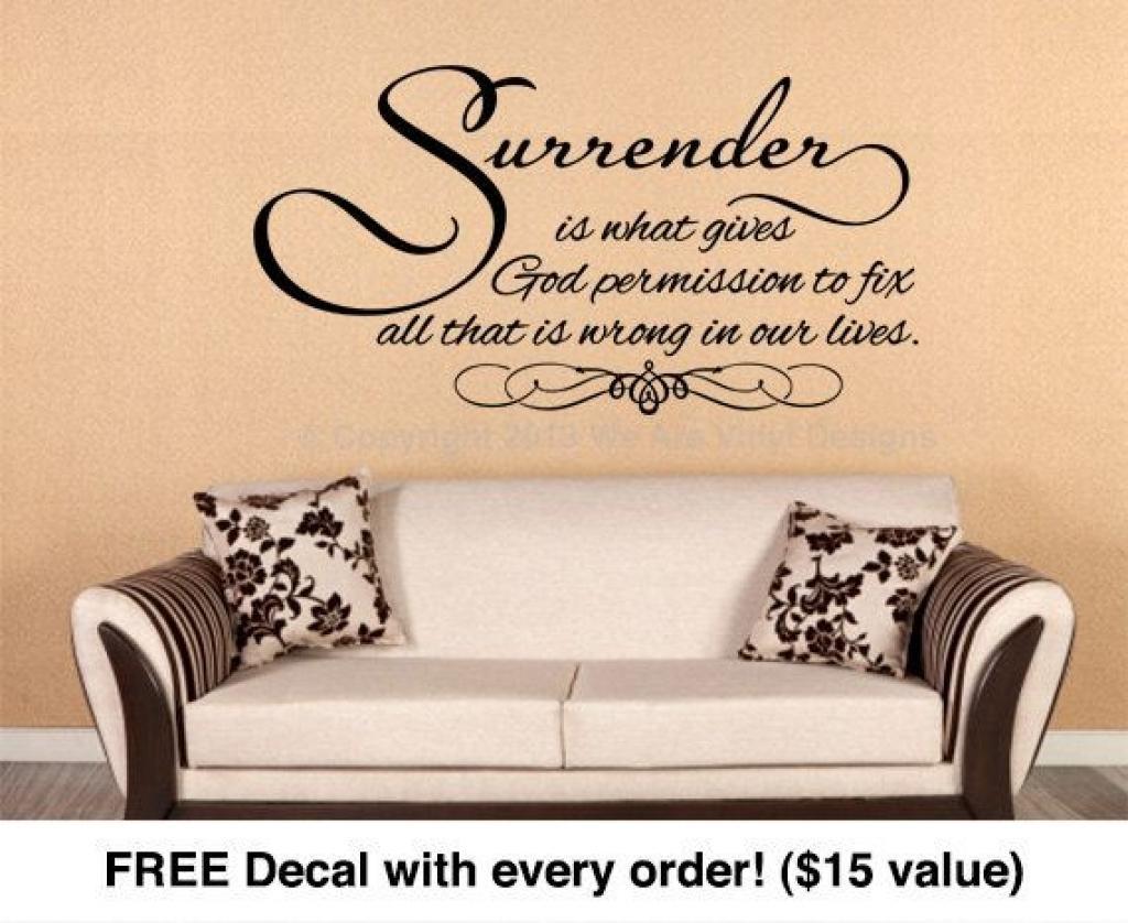 1000+ Ideas About Christian Wall Art On Pinterest | Wall Art Pertaining To Biblical Wall Art (Image 1 of 20)