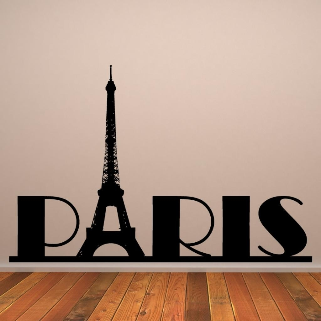 1000+ Ideas About Paris Wall Art On Pinterest | Home Decor Wall Intended For Parisian Wall Art (View 7 of 20)