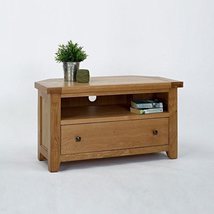 102 Best Tv Cabinets Images On Pinterest | Tv Units, Tv Cabinets With Regard To Most Up To Date Large Oak Tv Stands (View 19 of 20)