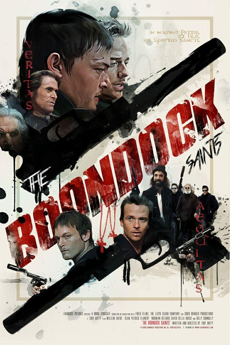 105 Best Boondock Saints Images On Pinterest | Norman Reedus, The With Boondock Saints Wall Art (Image 1 of 20)