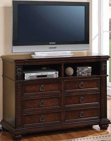 114 Best Furniture: Entertainment Centers And Tv Cabinets Images Throughout Current Cherry Wood Tv Cabinets (Image 1 of 20)