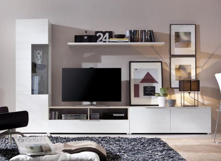 127 Best Entertainment Center Living Room Images On Pinterest Pertaining To Most Current Off Wall Tv Stands (Image 1 of 20)