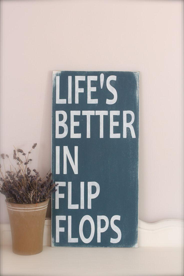 13 Best Flip Flops On The Beach Images On Pinterest | Abaco Throughout Flip Flop Wall Art (Image 1 of 20)