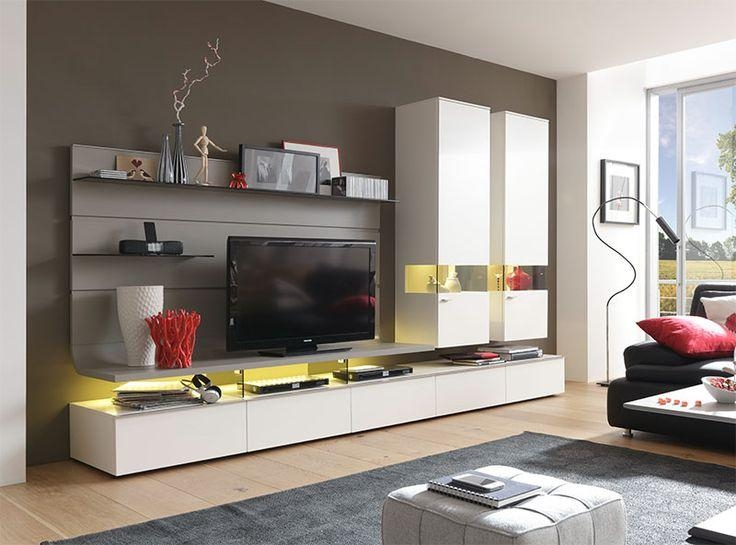 13 Best Gwinner Wall Storage Systems Images On Pinterest | Wall Inside Current Tv Units With Storage (Image 1 of 20)