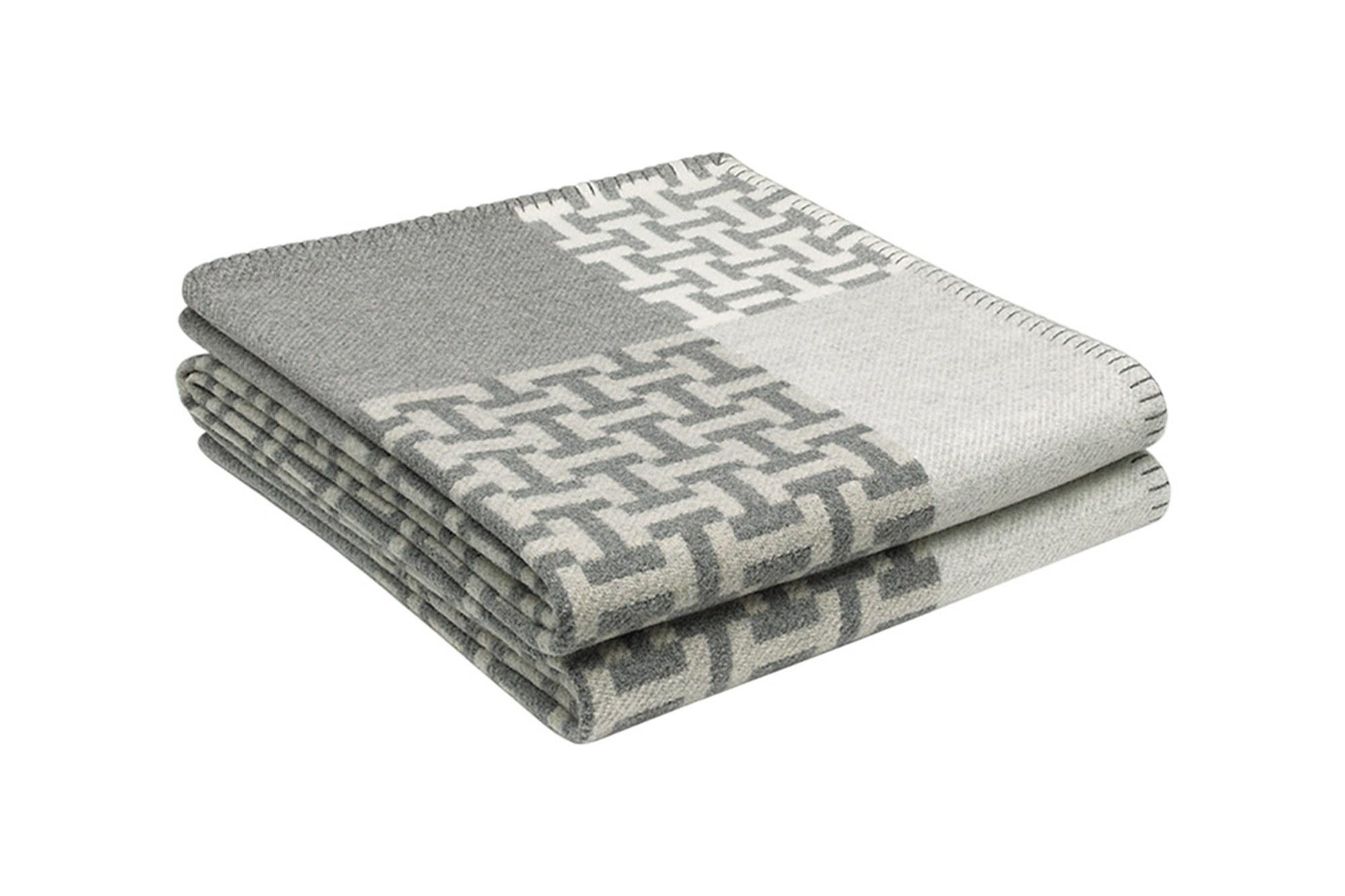 13 Manly Blankets That'll Make Your Place Less Boring Photos | Gq With Regard To Grey Throws For Sofas (View 6 of 20)
