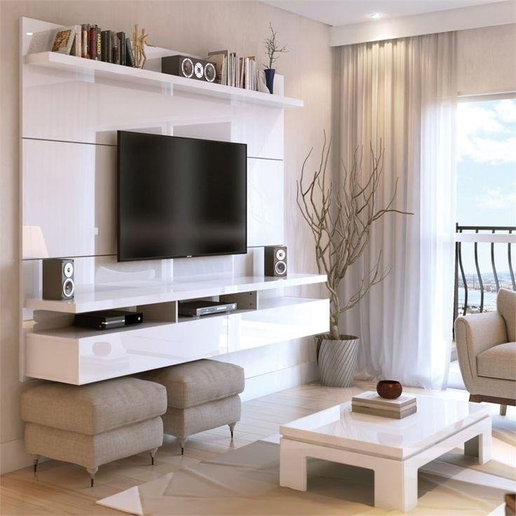 131 Best Tv Pannels Images On Pinterest | Tv Walls, Home Interior Within Recent Off Wall Tv Stands (Image 2 of 20)