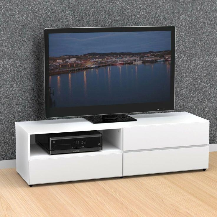 138 Best Tv Stands Images On Pinterest | Tv Stands, Tv Consoles Pertaining To Current Nexera Tv Stands (Image 2 of 20)