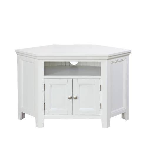 14 Best Tv Corner Cabinets Images On Pinterest   Corner Tv Stands Inside Current White Corner Tv Cabinets (Image 1 of 20)