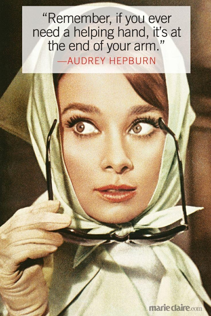 20 Photos Glamorous Audrey Hepburn Wall Art | Wall Art Ideas