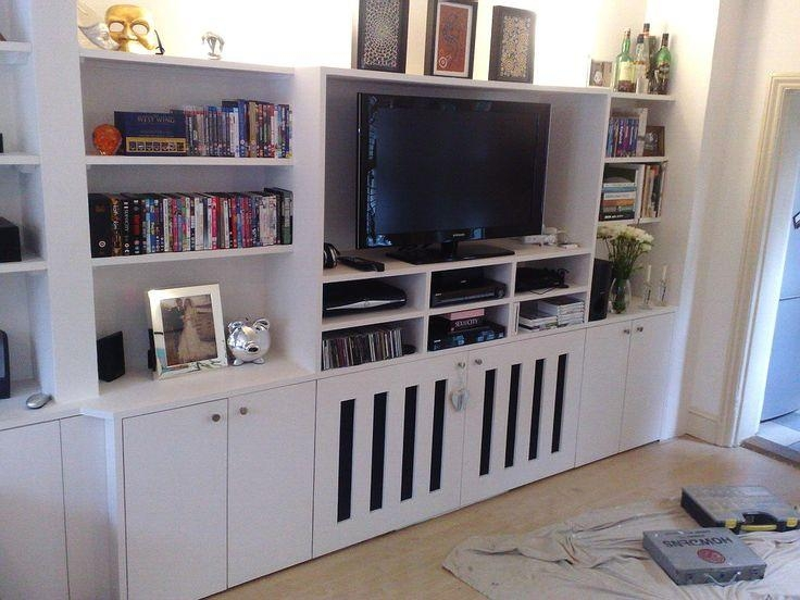 15 Best Built-In Furniture Images On Pinterest | Built In pertaining to Current Radiator Cover Tv Stands