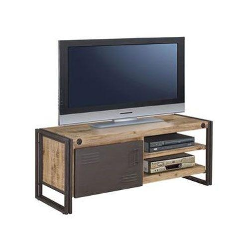 15 Best Entertainment Stand Images On Pinterest | Tv Stands pertaining to Most Up-to-Date Metal And Wood Tv Stands