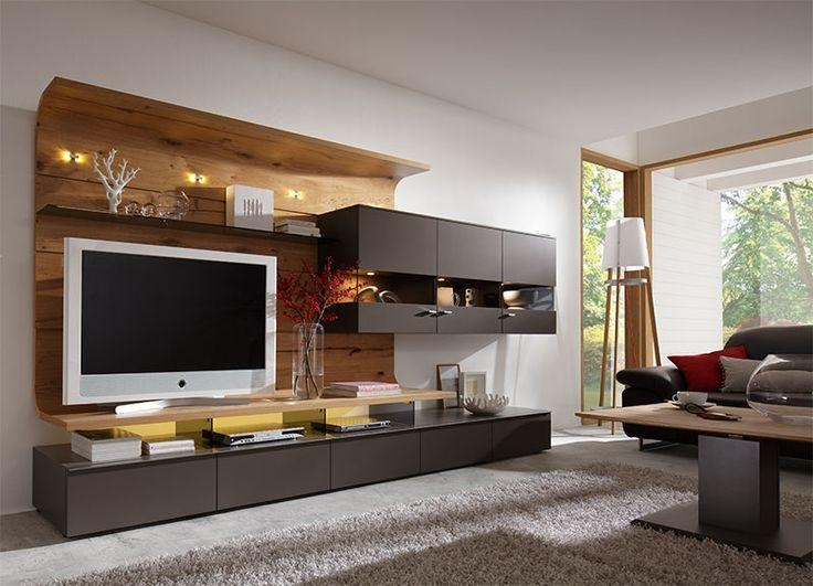 15 Modern Tv Wall Units For Your Living Room | Tv Units, Wall inside Best and Newest Contemporary Tv Cabinets