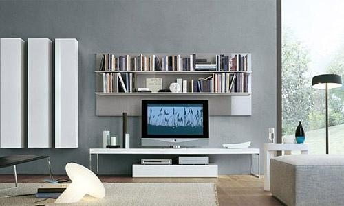 15 Modern Wall Units Design For Original Interior – Midt With Most Popular Unusual Tv Units (Image 2 of 20)