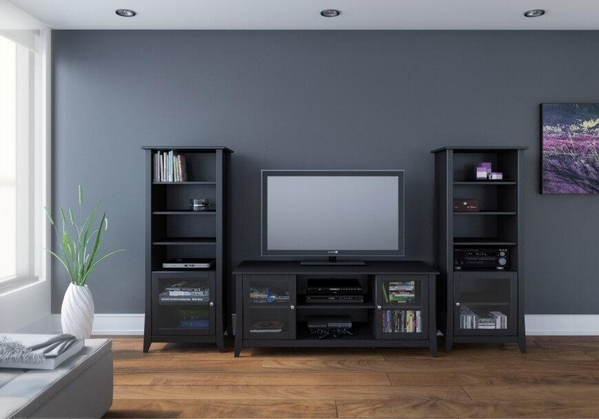 16 Types Of Tv Stands (Comprehensive Buying Guide) With Most Up To Date Modular Tv Stands Furniture (View 2 of 20)
