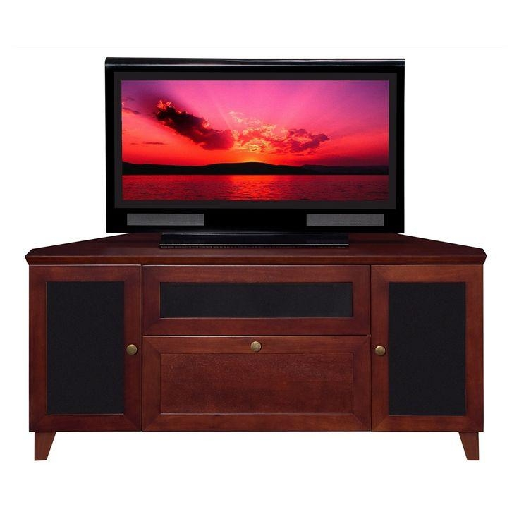 17 Best Tv Stands Images On Pinterest | Corner Tv Stands, For The Inside Most Current 61 Inch Tv Stands (Image 1 of 20)