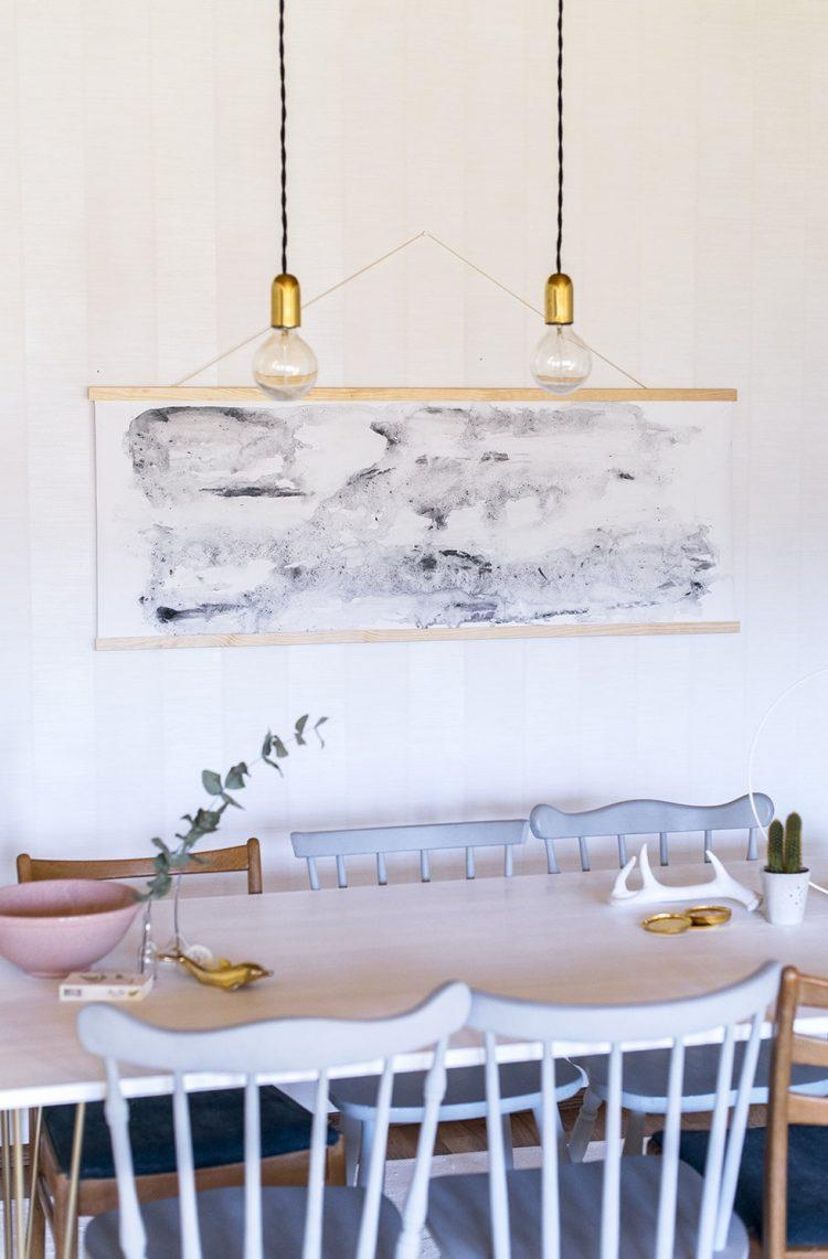 Featured Image of Diy Watercolor Wall Art