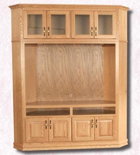 18 Best Entertainment Centers Images On Pinterest | Corner Pertaining To Most Recent Corner Tv Cabinets For Flat Screen (View 3 of 20)