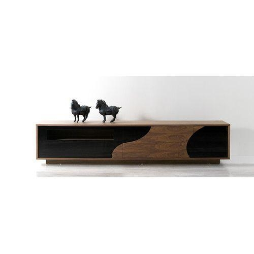 185 Best Objects: Case & Storage Images On Pinterest | Floating With 2017 All Modern Tv Stands (View 12 of 20)