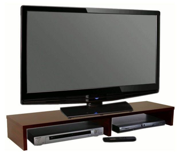 19 Best Tabletop Tv Stands Images On Pinterest | Tv Stands inside Newest Tabletop Tv Stand
