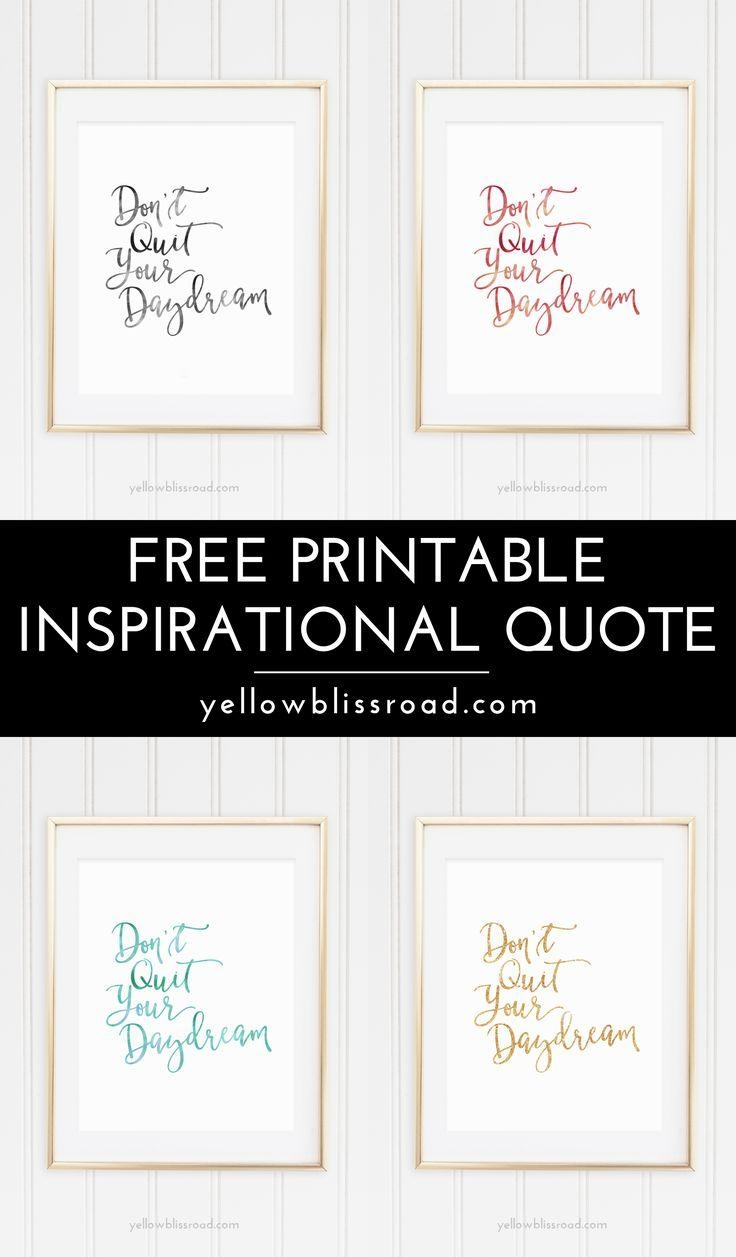 195 Best Free Printable Wall Art, Quotes, And Sayings Images On For Printable Wall Art Quotes (Image 1 of 20)