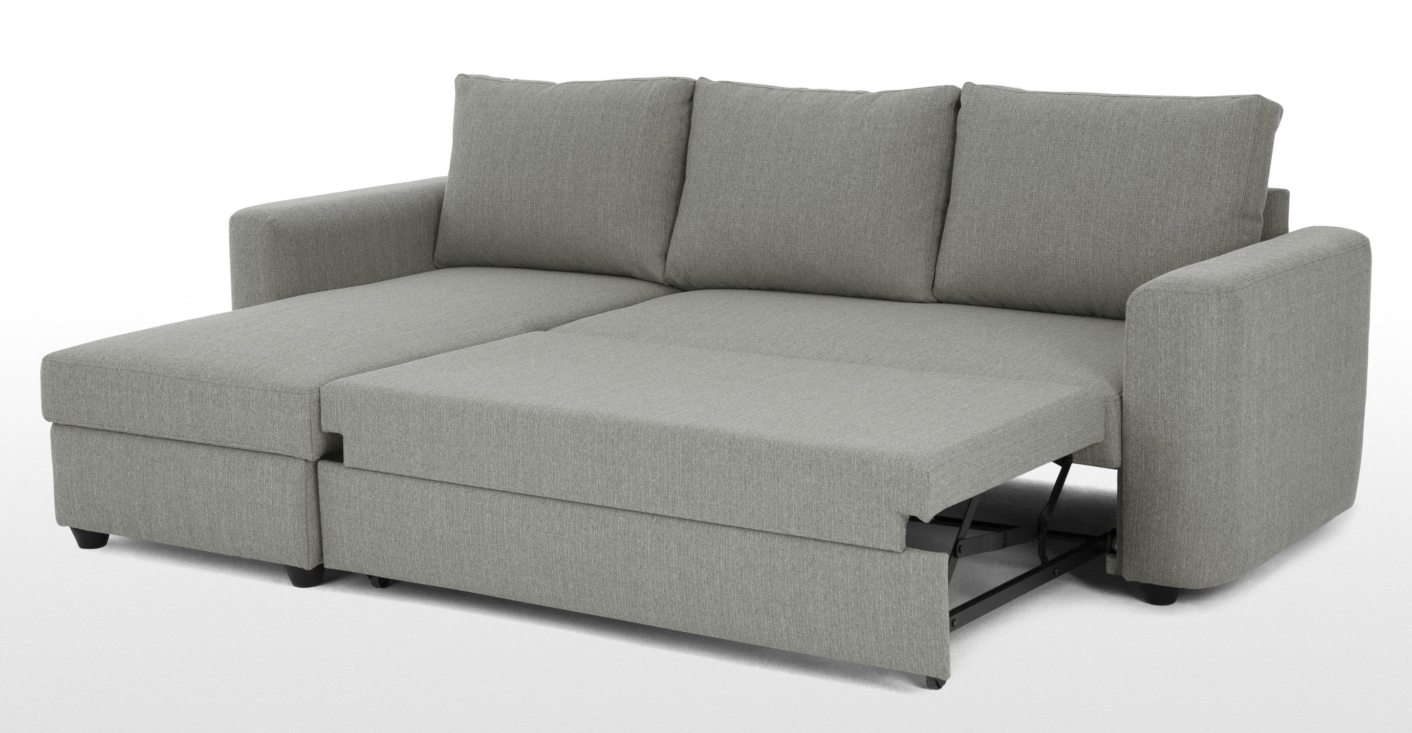 2 Seater Corner Sofa Bed Uk | Centerfieldbar Inside Storage Sofa Beds (View 13 of 20)