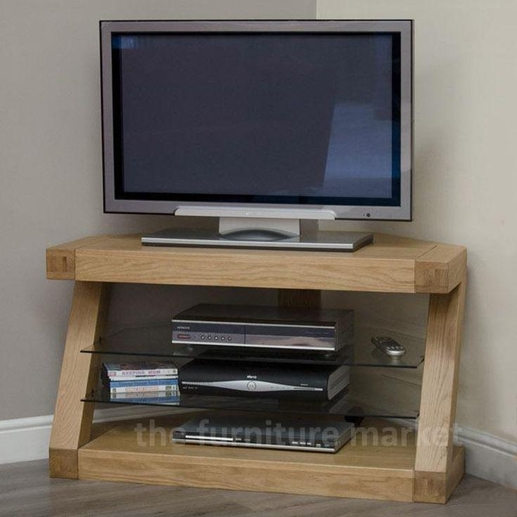 21 Best Corner Tv Units Images On Pinterest | Tv Units, Corner Tv With Regard To Most Current Large Oak Tv Stands (Image 3 of 20)
