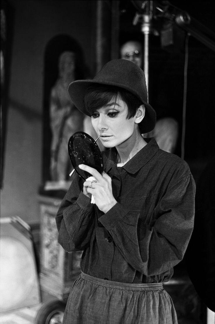 2125 Best Audrey Hepburn Images On Pinterest | Tiffany S Throughout Glamorous Audrey Hepburn Wall Art (View 19 of 20)