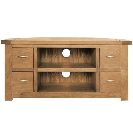 22 Best Corner Tv Cabinets Images On Pinterest | Corner Tv Throughout Most Up To Date Solid Oak Corner Tv Cabinets (Image 1 of 20)