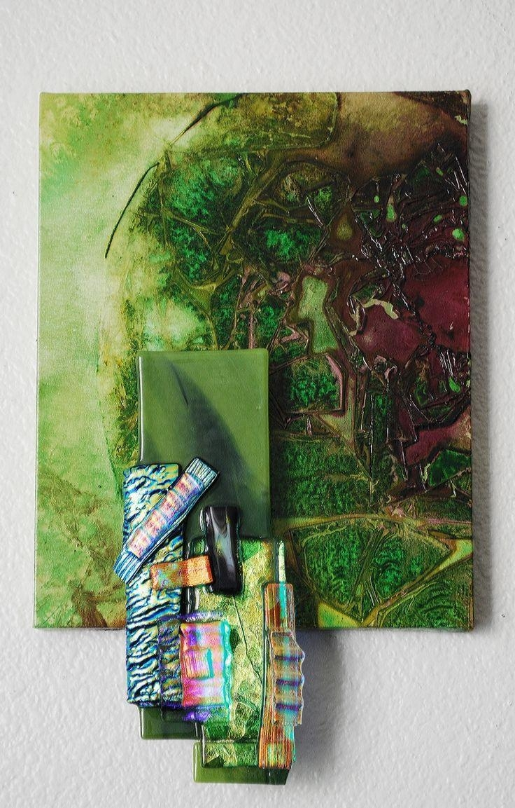 224 Best Elizabeth Dunlop Images On Pinterest | Fused Glass, Glass Regarding Contemporary Fused Glass Wall Art (View 6 of 20)