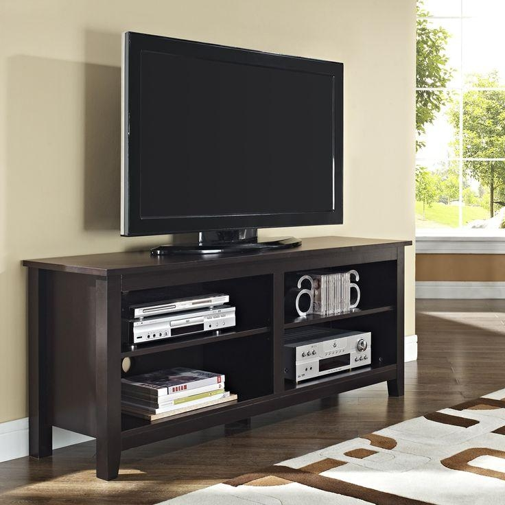 24 Best Tv Stands Images On Pinterest | Wood Tv Stands For Newest 24 Inch Tall Tv Stands (Image 1 of 20)