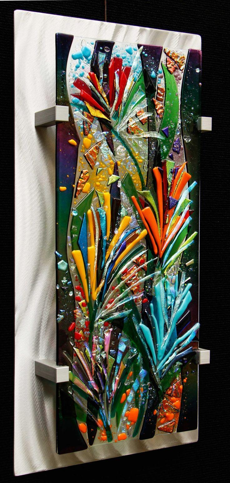 243 Best Frank Thompson Images On Pinterest | Fused Glass, Glass For Fused Glass Wall Art By Frank Thompson (View 4 of 20)