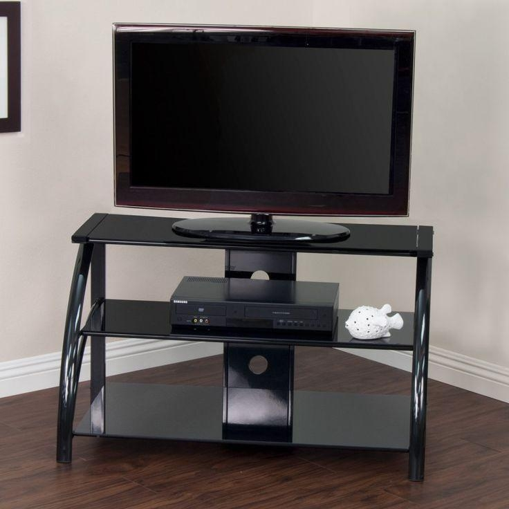 25 Best Calico Designs Modern Metal & Glass Tv Standsstudio For Newest Tv Stands 38 Inches Wide (Image 1 of 20)