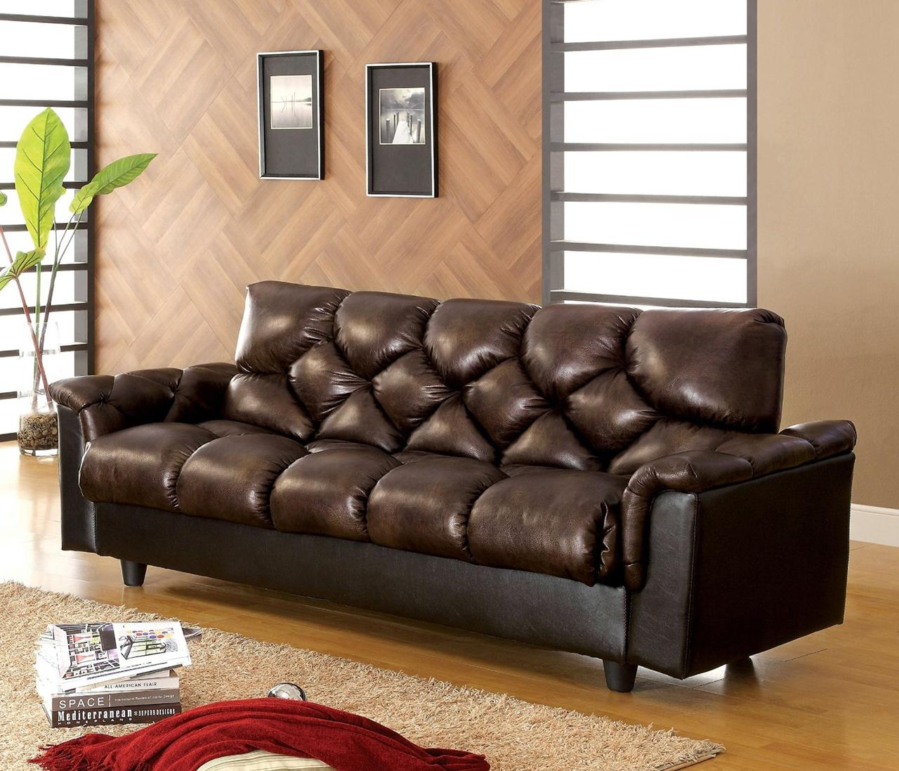 25 Best Sleeper Sofa Beds To Buy In 2017 Regarding Leather Storage Sofas (View 11 of 21)