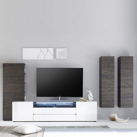 253 Best Tv Stand Images On Pinterest | Tv Stands, Stand In And In 2017 Wenge Tv Cabinets (Image 2 of 20)