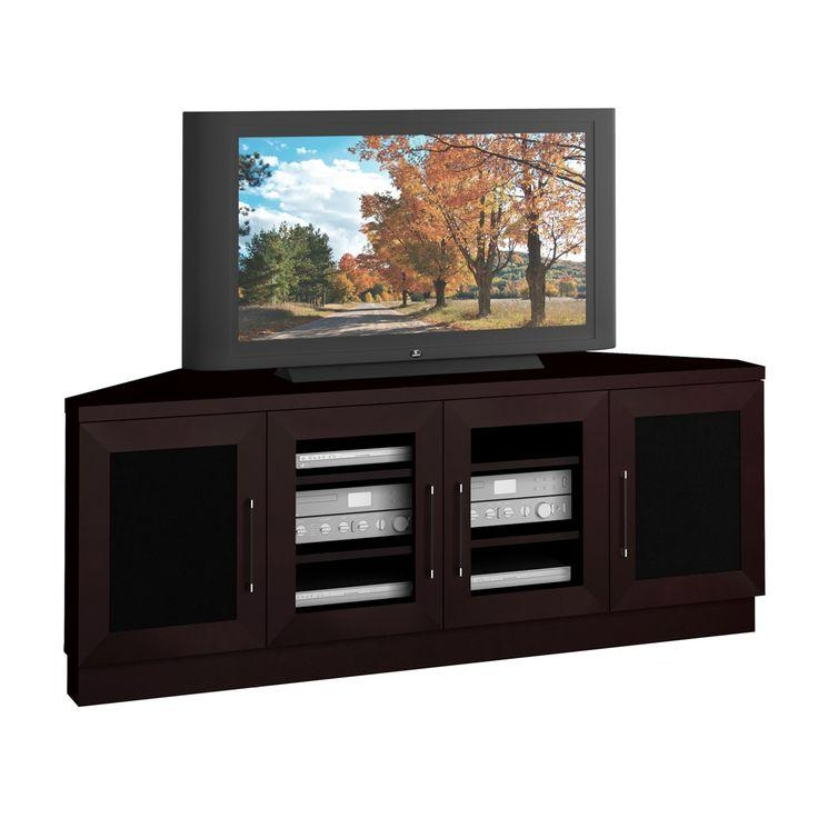 26 Best Media Cabinet Images On Pinterest   Corner Tv Stands Throughout Most Popular Corner 60 Inch Tv Stands (View 11 of 20)