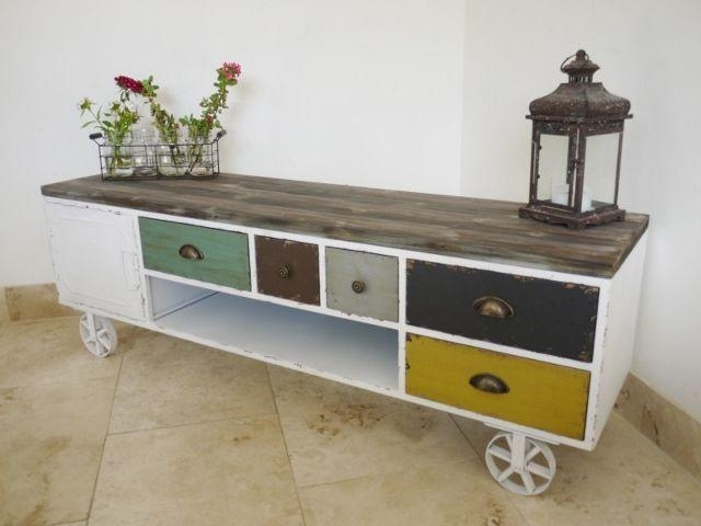 26 Best Tv Stand Images On Pinterest | Tv Stands, Entertainment In Most Popular Painted Tv Stands (View 7 of 20)