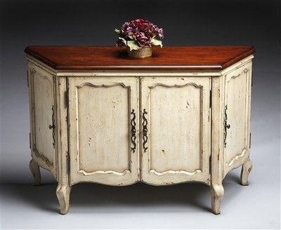 27 Best Buffets Images On Pinterest | Buffet Tables, Painted Intended For Most Recently Released French Style Tv Cabinets (Image 3 of 20)