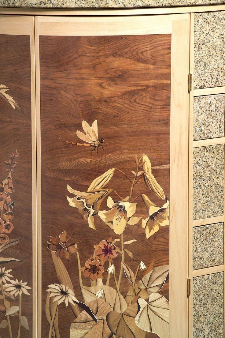 2736 Best Marquetry Images On Pinterest | Marquetry, Parquetry And Within Italian Inlaid Wood Wall Art (View 15 of 20)