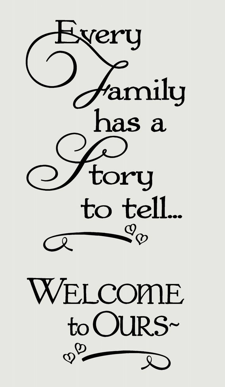 28 Best Family Images On Pinterest | Love My Family, Family Intended For Family Sayings Wall Art (Image 1 of 20)
