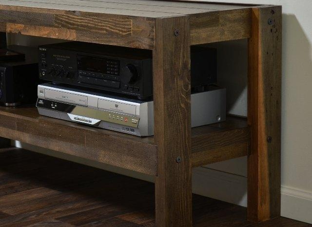 3 Amazing Pallet Tv Stand Plans | 101 Pallets Throughout Most Popular Curve Tv Stands (Image 2 of 20)