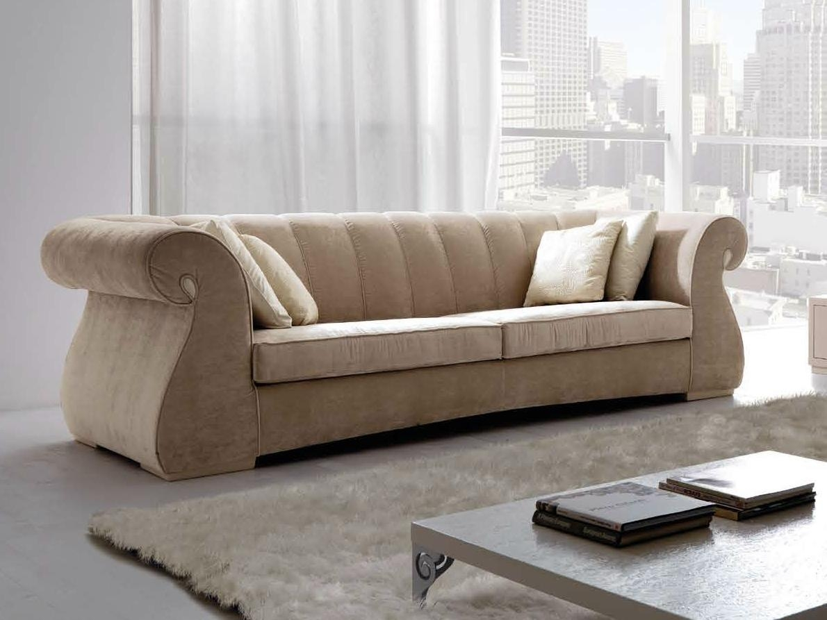 3 Seater Fabric Sofa Odracortezari throughout 3 Seater Sofas For Sale
