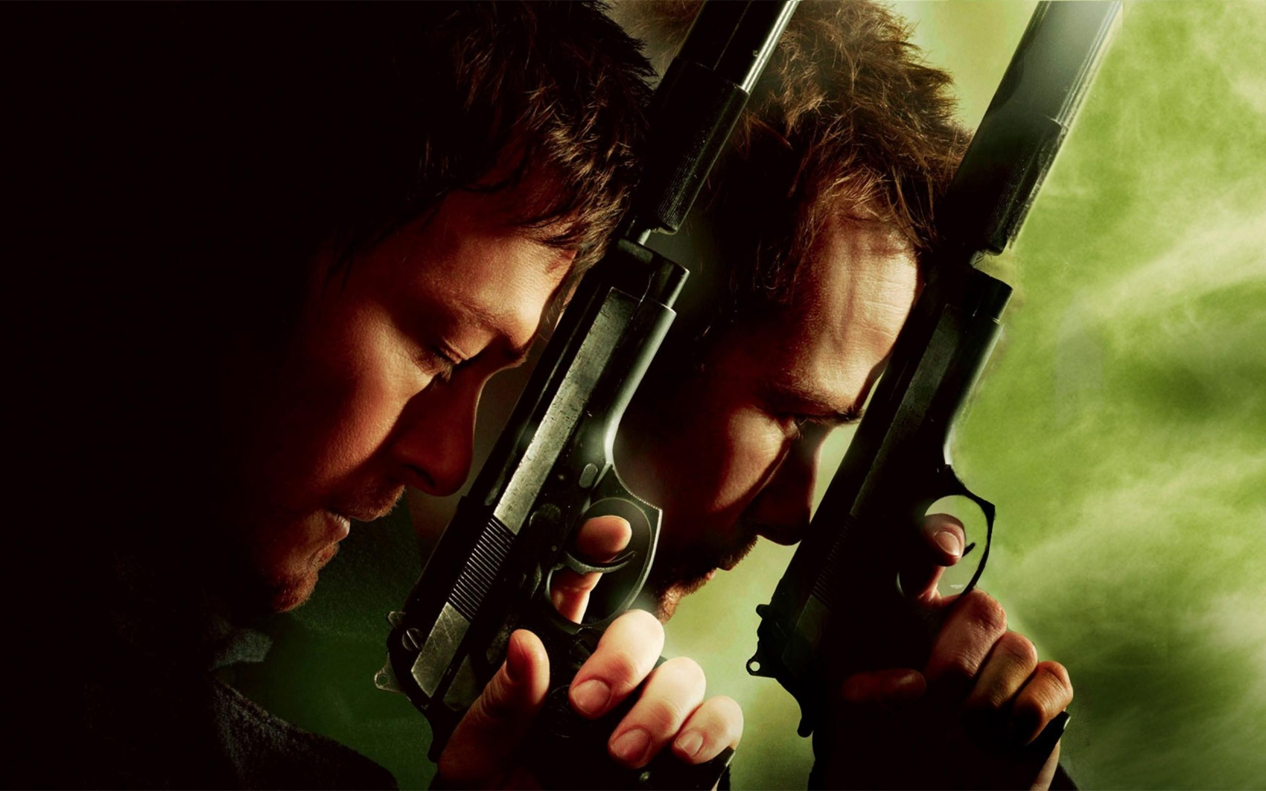 3 The Boondock Saints Ii: All Saints Day Hd Wallpapers intended for Boondock Saints Wall Art