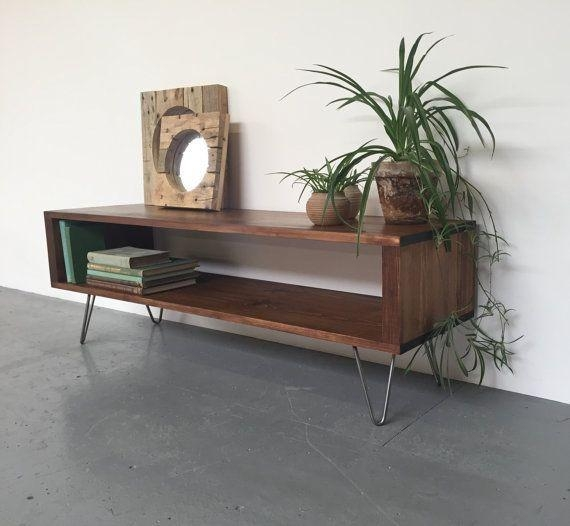 30 Best Derelict Design Images On Pinterest | Hairpin Legs, Coffee for Most Popular Hairpin Leg Tv Stands