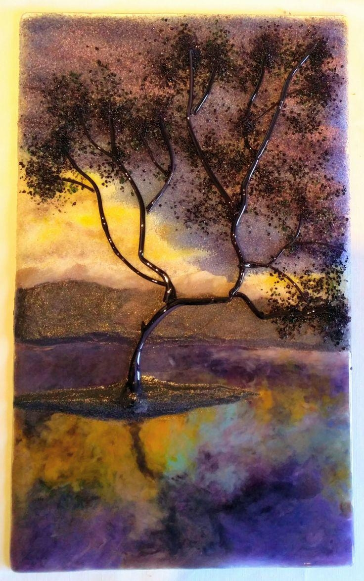 3164 Best Fused Glass Art Images On Pinterest   Fused Glass, Glass With Fused Glass Wall Art Devon (Image 12 of 20)