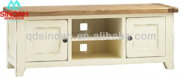317 Range Solid Oak Top Solid Pine Frames Tv Stand/oak Tv Cabinet In Most Current Solid Pine Tv Cabinets (Image 4 of 20)
