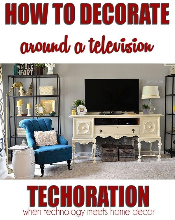 32 Best Decor: Tv Stands Images On Pinterest | Tv Stands Inside Most Current Funky Tv Stands (Image 1 of 29)