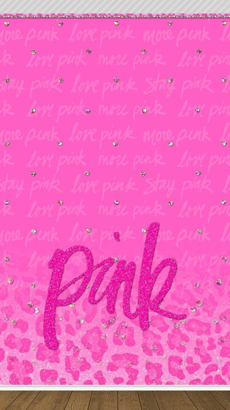 346 Best ▫Love Pink▫ Images On Pinterest | Victoria Secret Pink Inside Victoria Secret Wall Art (Image 5 of 20)
