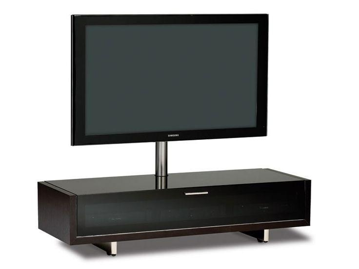 35 Best Cantilever Tv Stands Images On Pinterest | Tv Stands With Most Up To Date Swivel Black Glass Tv Stands (Image 3 of 20)